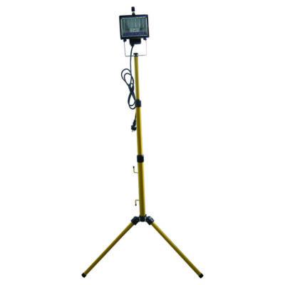 eclairage-halogene-projecteur-500W-pied-telescopique