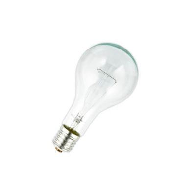 eclairage-incandescent-lampe-400W-E40