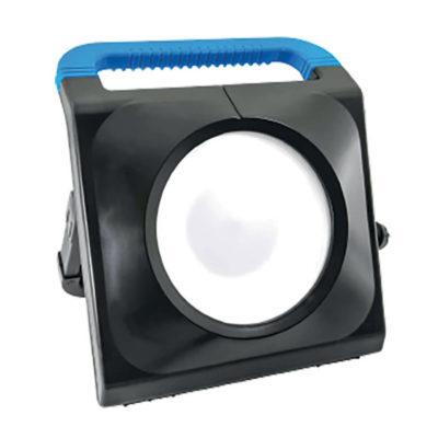 eclairage-portatif-projecteur-LED-verre-opaque