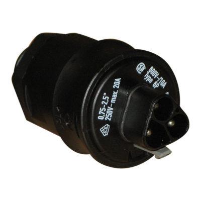 eclairage-prefabriquee-wieland-reglette-connecteur-male