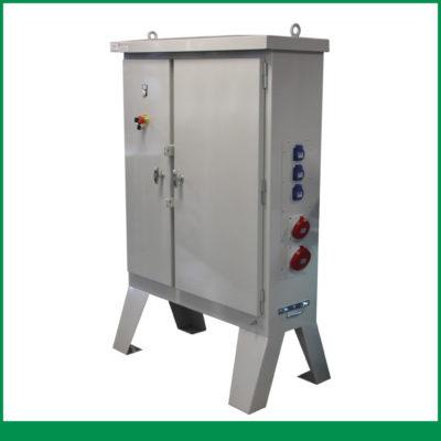 Armoire de distribution métallique (TGBT)