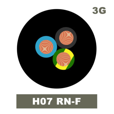 SICOM-cablerie-H07RNF-3G