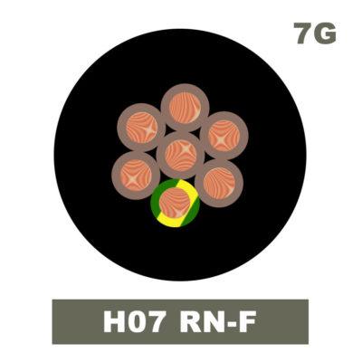 SICOM-cablerie-H07RNF-7G