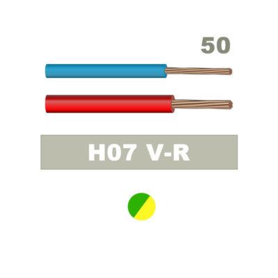 SICOM-cablerie-H07VR-50