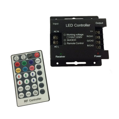 eclairage-ruban-LED-controleur-telecommande