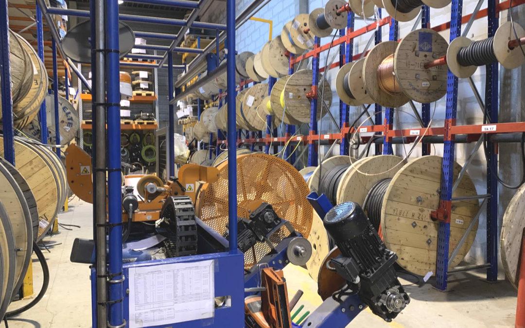 Choisir LE câble adapté aux besoins de VOTRE chantier ; découvrez les atouts de la câblerie SICOM
