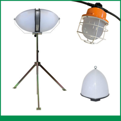 Éclairage omnidirectionnel 220V