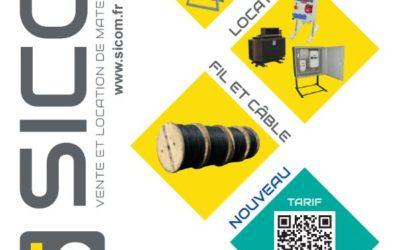 Catalogue Sicom Septembre 2021